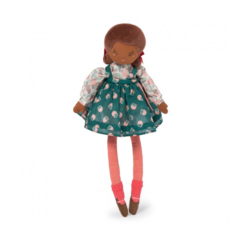 Bambola Mademoiselle Cerise Les Parisiennes Moulin Roty - Famideal