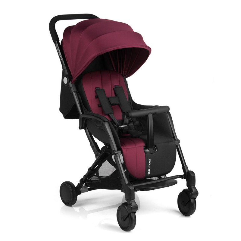 offertee e sconti passeggino bubble Plaisir (bordeaux) be cool  - Famideal
