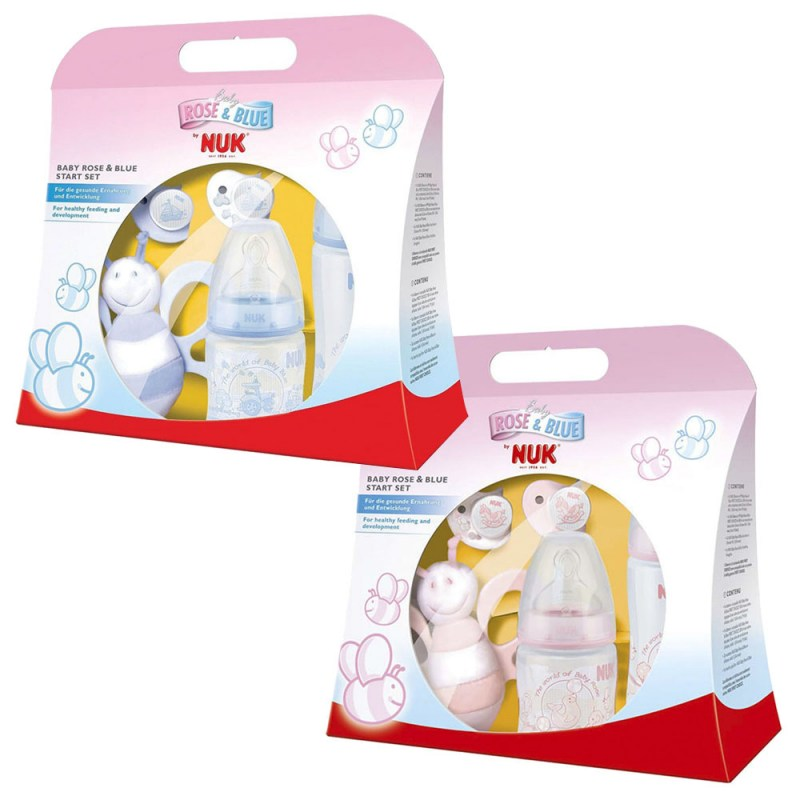 Offerte biberon: Starter Set First Choice Nuk – Famideal