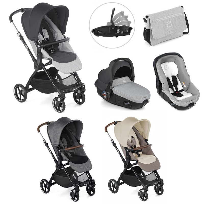 Passeggino Duo Janè Kendo Matrix light 2 - Famideal