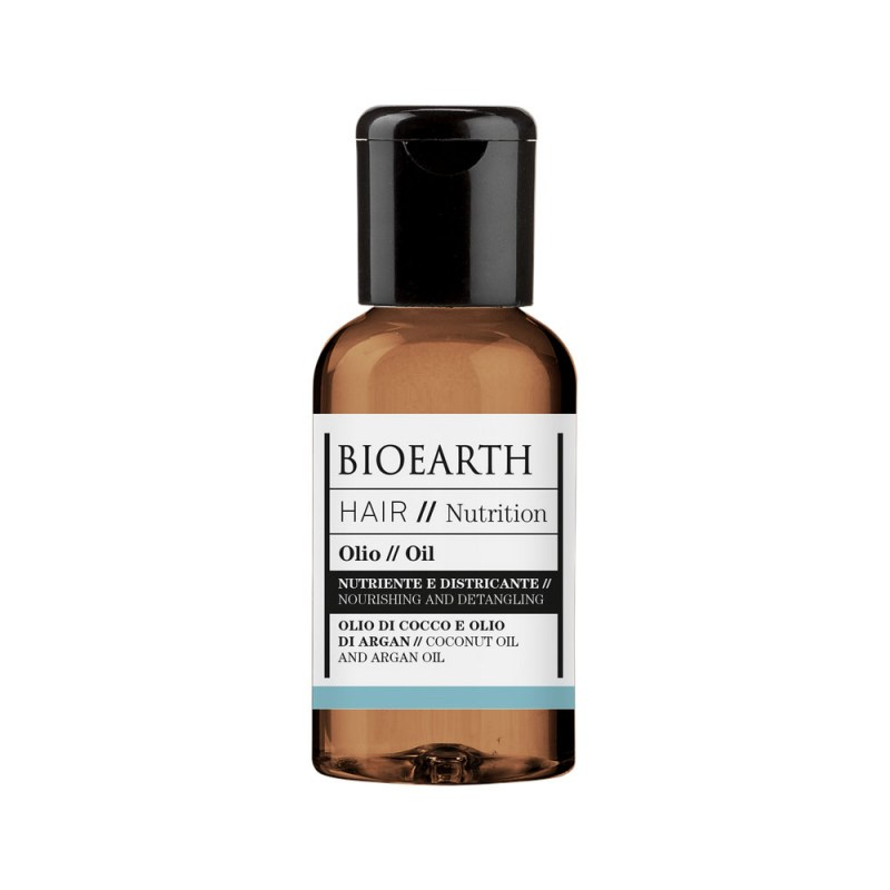 Olio Bioearth Hair 2.0 nutriente e districante - Famideal