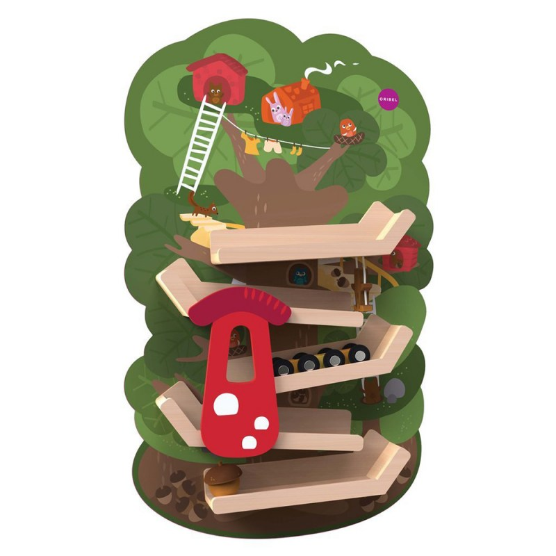 Offerte giocattoli in legno: Vertiplay tree top Minime - Famideal